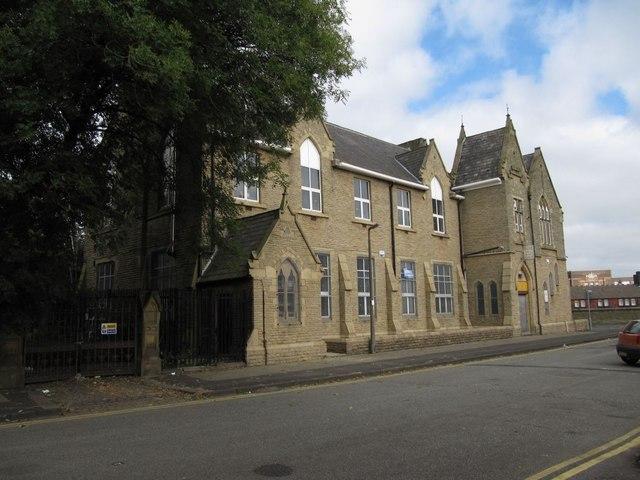 Holy Trinity Sunday Schools Crook Street