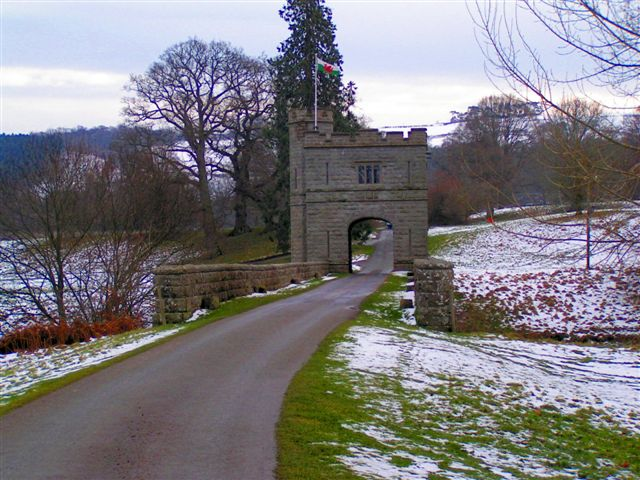 Glanusk bridge
