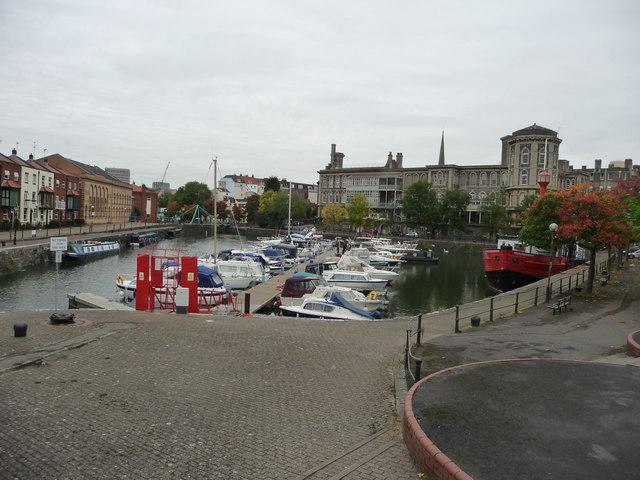 Bristol : The Bathurst Basin
