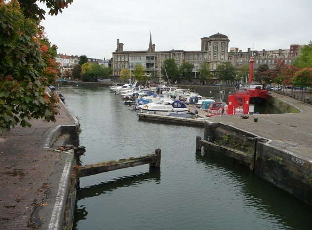 Bristol : The Bathurst Basin