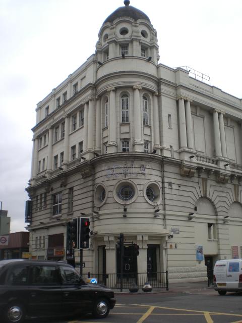 Scala Theatre, Pentonville Road N1