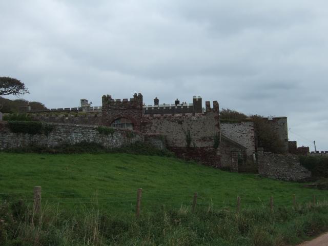 Dale Castle farm
