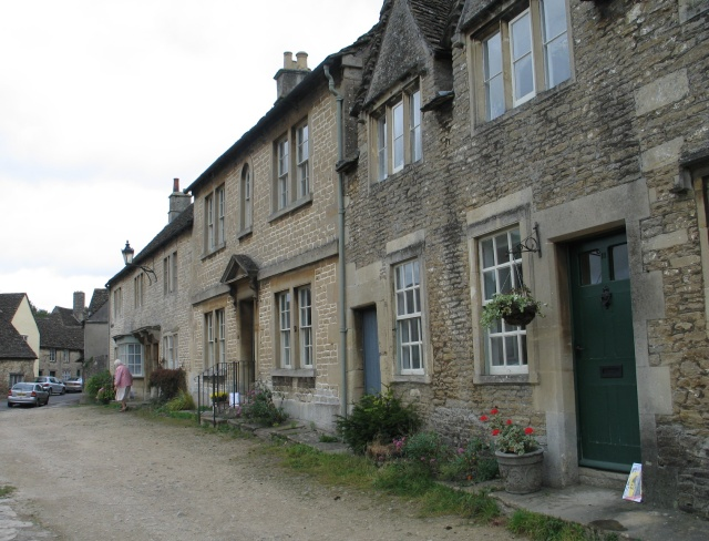 Terraced Housing at Lacock