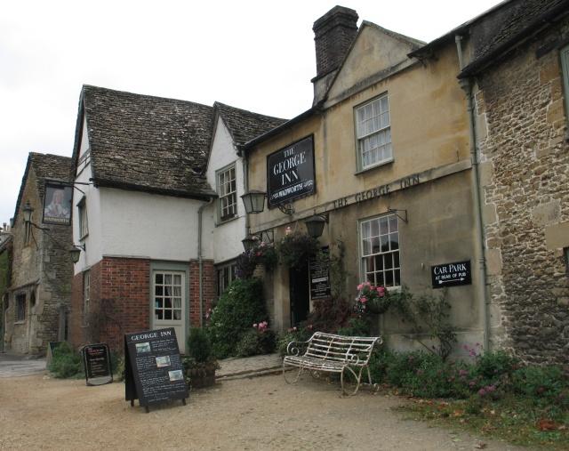 The George Inn at Lacock