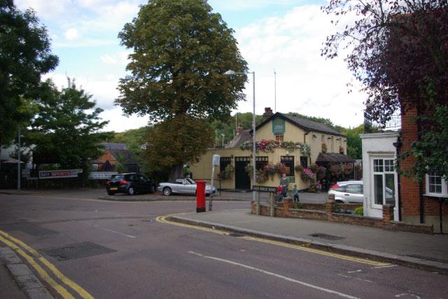 High Beech Road, Loughton