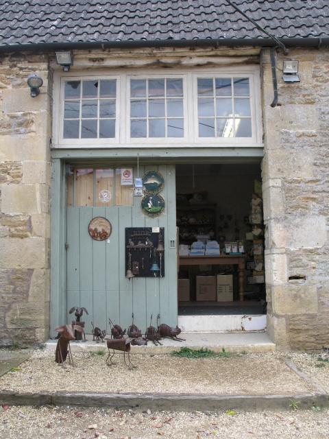 Bric-a-Brac Shop at Lacock