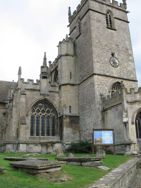 St. Cyriac's Church at Lacock