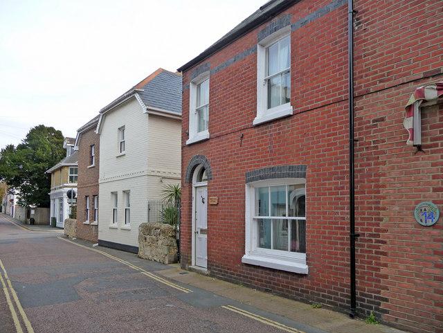 High Street, Yarmouth, Isle of Wight