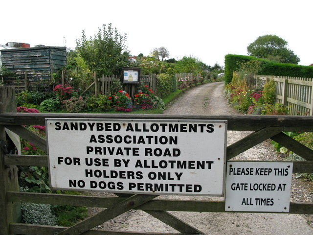 Sandybed Allotments, Lightfoots Road, Scarborough