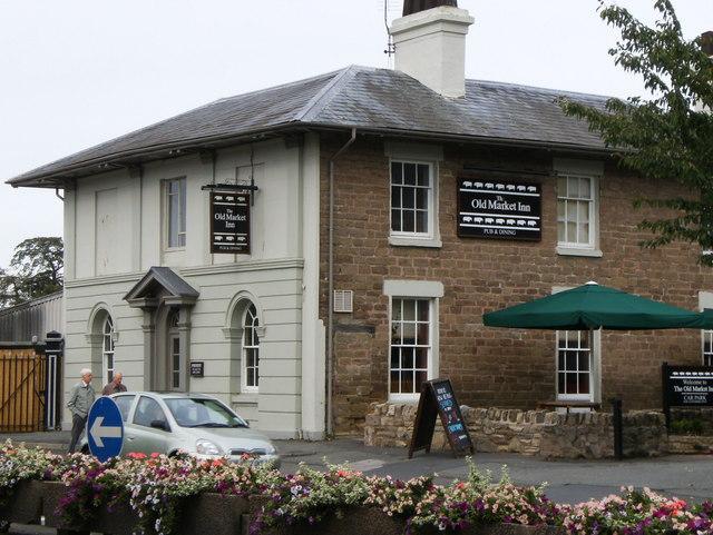 The Old Market Inn, New Market Street, Hereford