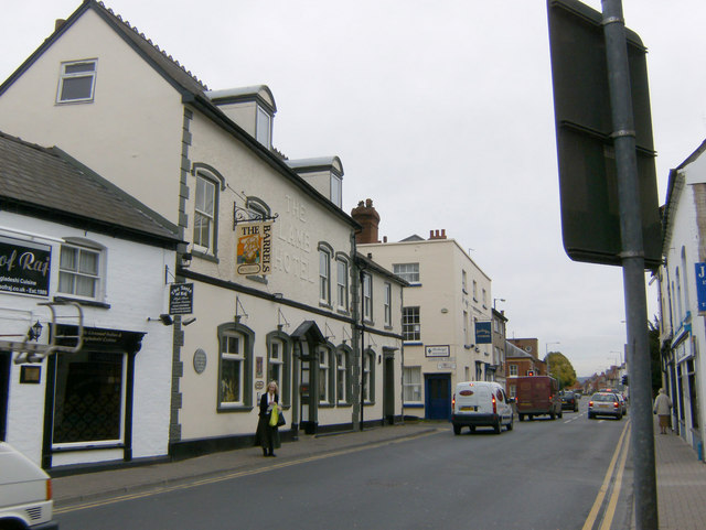 The Barrells, St Owens Street.
