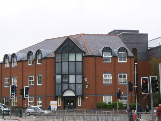 Council Offices, New Market Street, Hereford