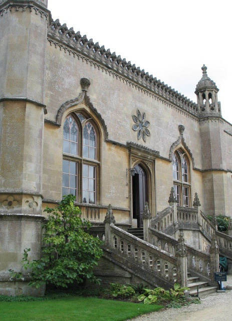 Projecting Cornice, Laycock Abbey