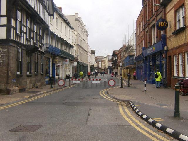 Widemarsh Street, Southside, Hereford