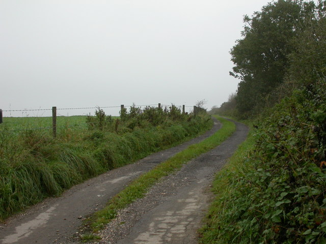 Portesham, bridleway