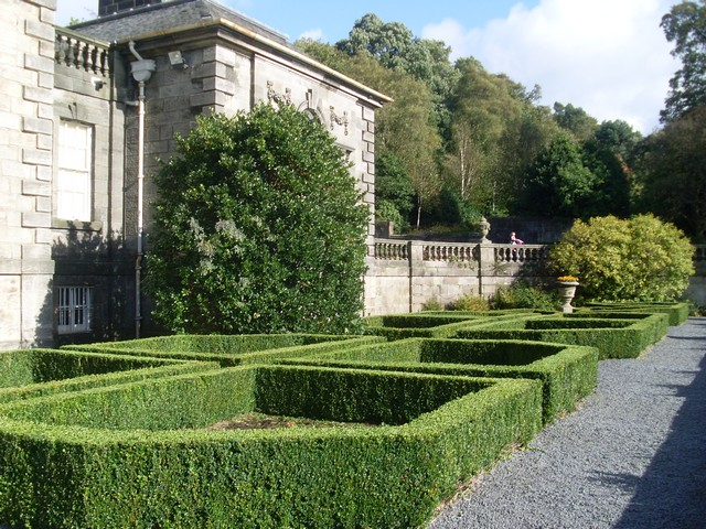 Gardens of Pollok House