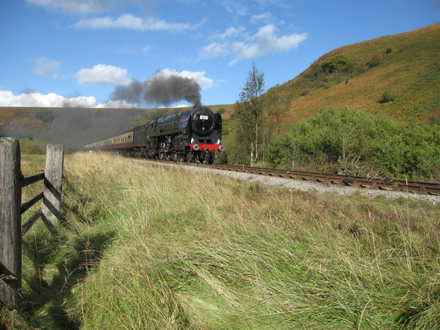 'Oliver Cromwell' in Newtondale