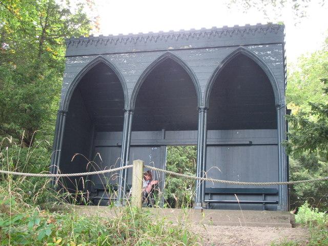 Ann Boleyns Seat