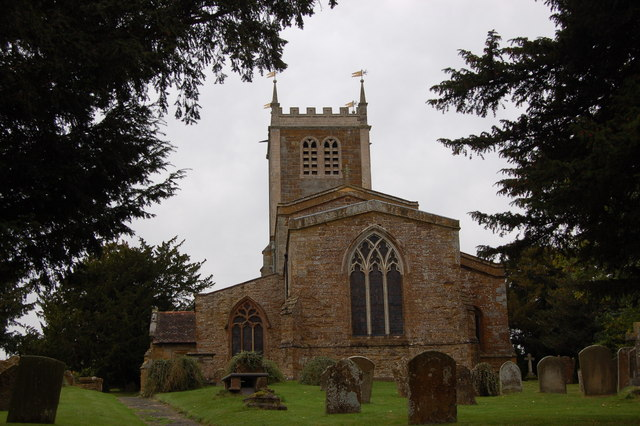Church of St Mary the Virgin, Badby