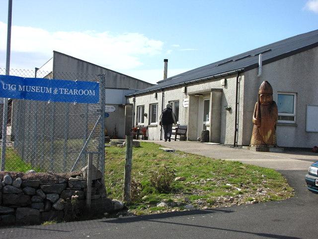 Uig Museum and Tearoom