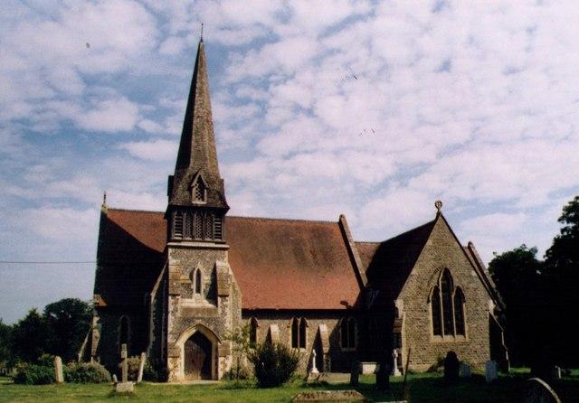 St James, Barkham