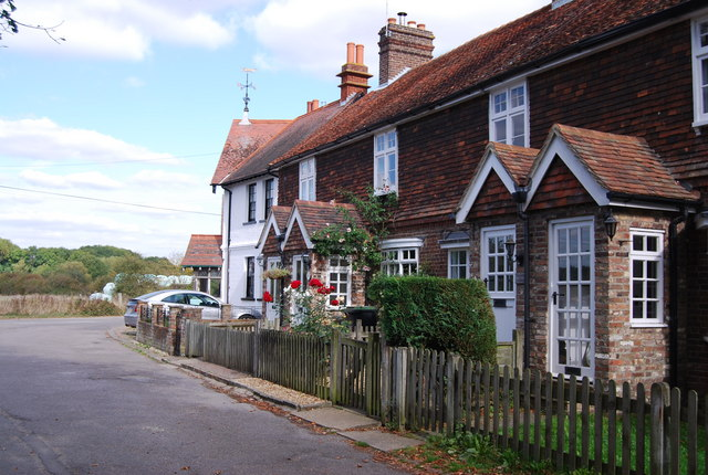 Cottages, Lower Haysden