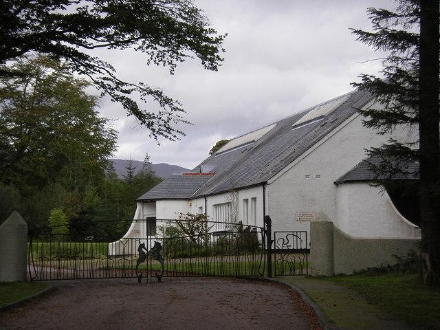 Ardgour Primary School, Clovullin