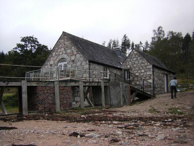 The Boathouse, Kingairloch