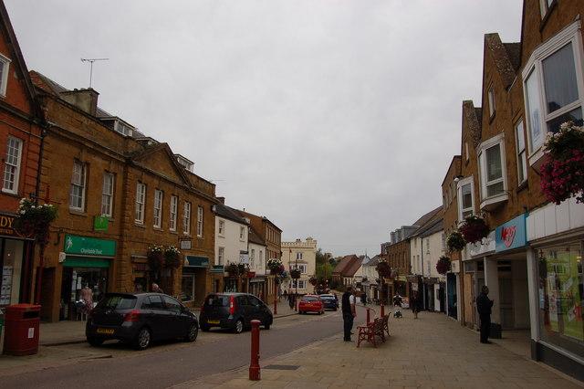 High Street, Daventry