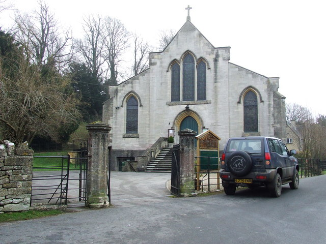 Amberley Church