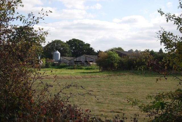 Haysden Farm, Lower Haysden
