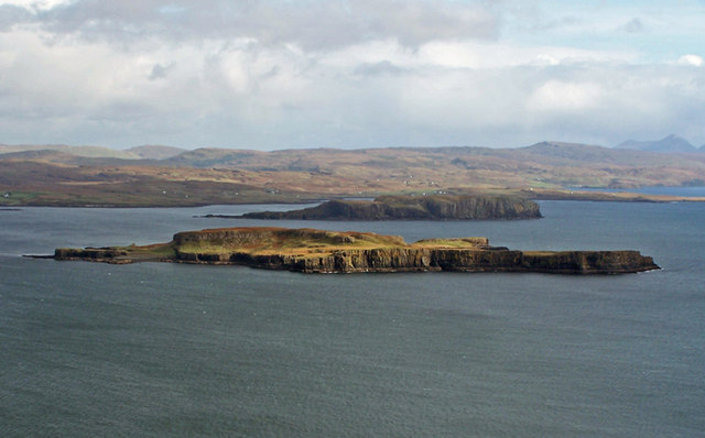 Harlosh and Tarner Islands