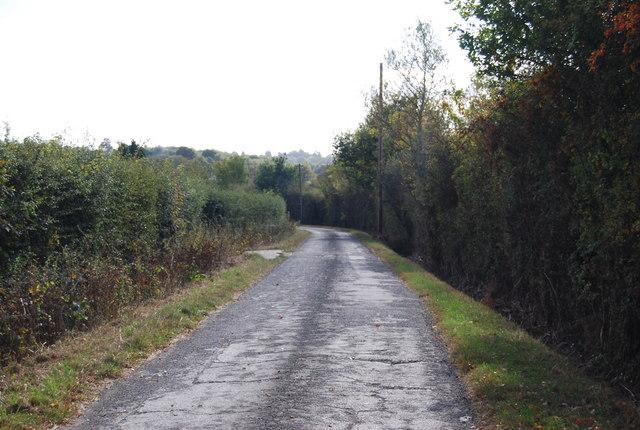 Lower Haysden Lane