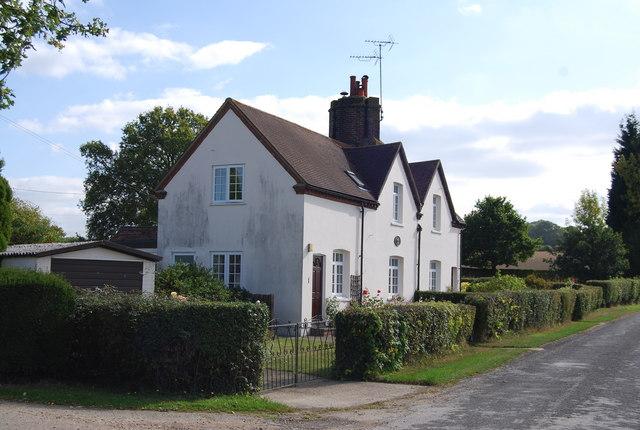 Great Haysden Cottages, Lower Haysden Lane