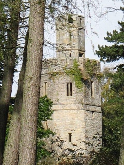 Bolton Hall Tower