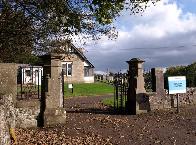 Kilmacolm Cemetery