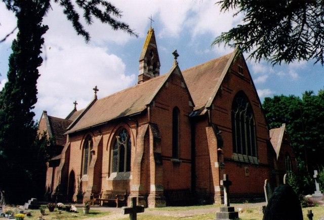 St John the Baptist, Crowthorne