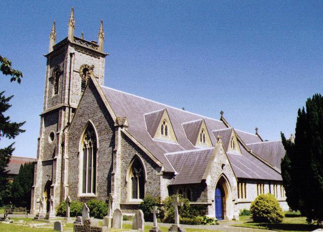 St Peter, Earley