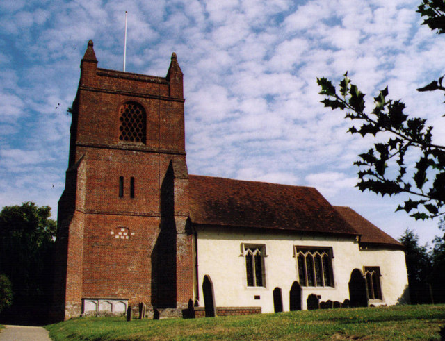 St James, Finchampstead