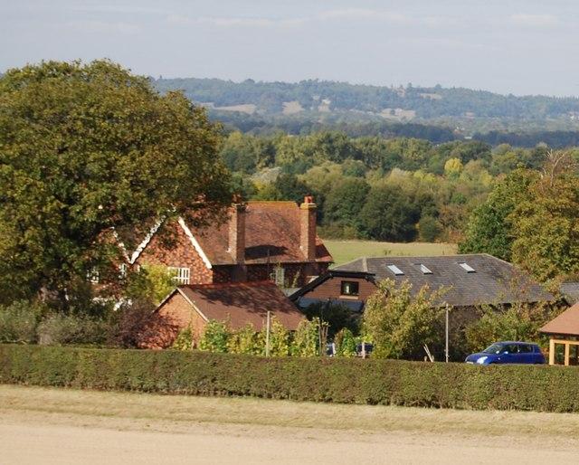 Great Hayesden Farmhouse