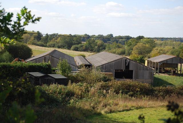 Upper Hayesden Farm, Upper Haysden Lane