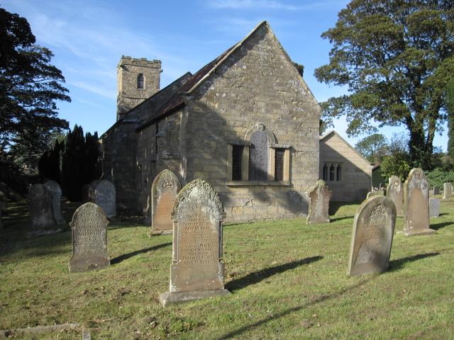 Church of St John the Baptist, East Ayton