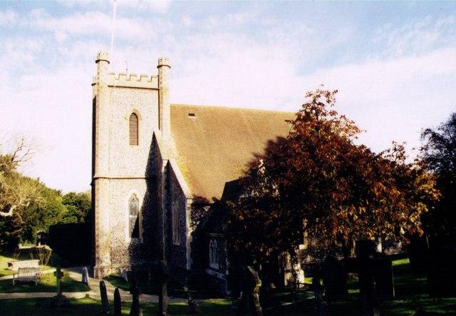 St Nicholas, Remenham