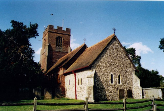 St James, Ruscombe