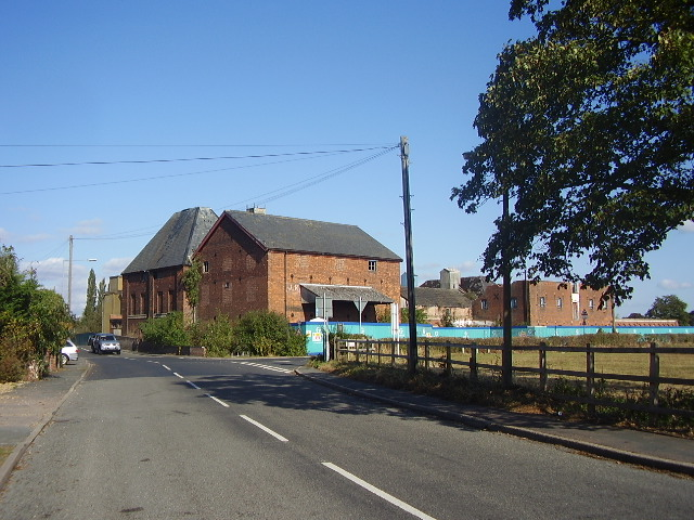Ditchingham Maltings and Silk Mill
