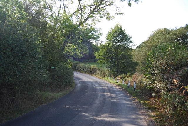 Upper Haysden Lane