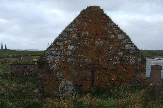 St Columba's Church, Uidh