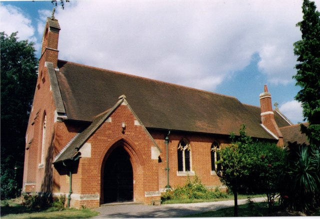 St Michael, Spencers Wood