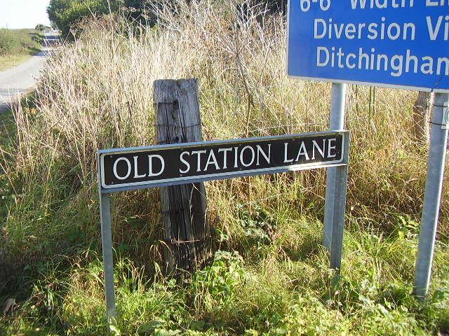 Old Station Lane