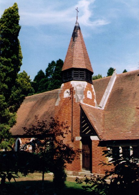 St John the Evangelist, Farley Hill